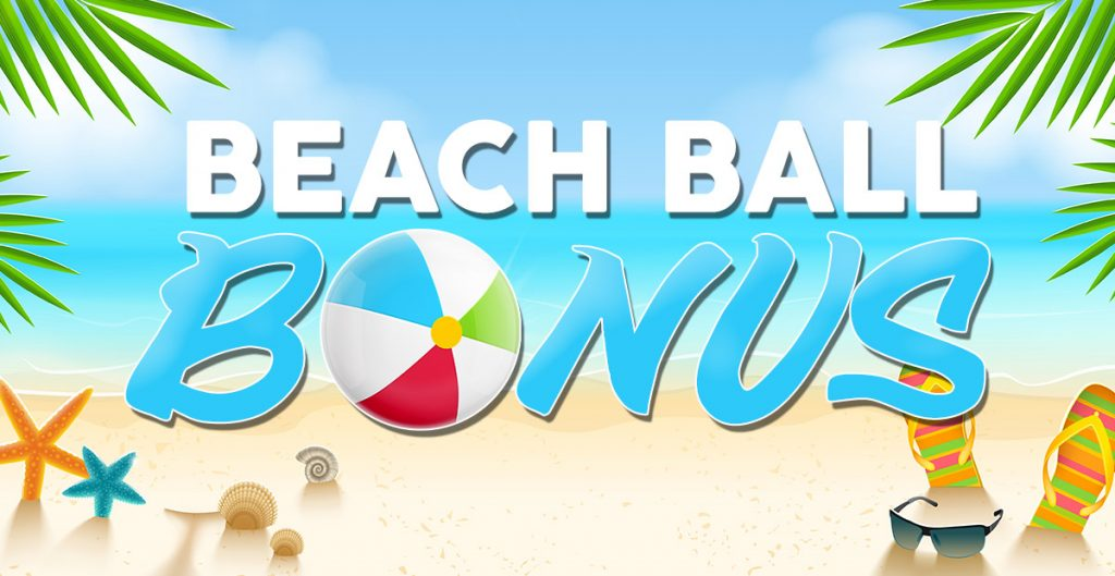 Z107 Beach Ball Promotion